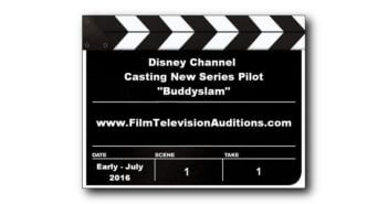 Disney Channel Casting Calls for Buddyslam