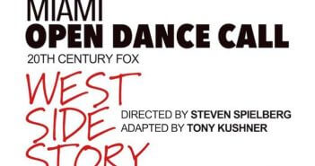 west side story open casting call