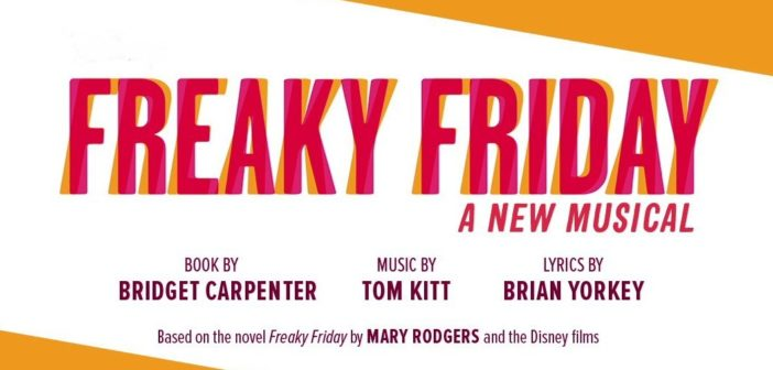 Disney Channel now casting lead roles for TV movie 'Freaky Friday' 1